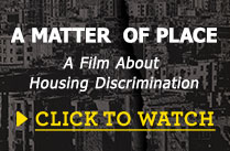 A Matter of Place: A Film about housing discrimination