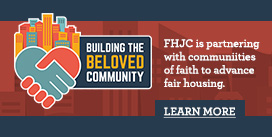 Promo for the Building the Beloved Community Faith-Based Partnership